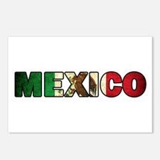 Mexico 001 Postcards (Package of 8)