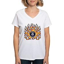Flaming 8 Shirt