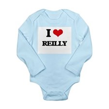 I Love Reilly Body Suit