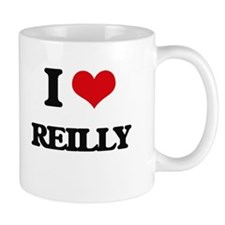 I Love Reilly Mugs