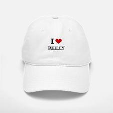 I Love Reilly Baseball Baseball Cap