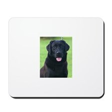 Black Lab Mousepad