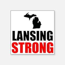 Lansing Strong Sticker