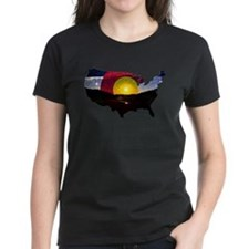 Colorado States of Mind T-Shirt