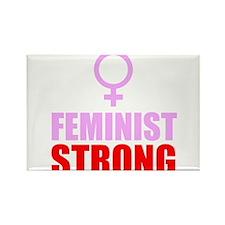 Feminist Strong Magnets