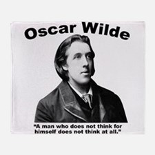 Wilde: Think Throw Blanket