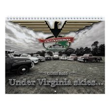 Old Dominion Stovebolters Wall Calendar