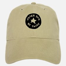SUPER DAD Baseball Baseball Cap