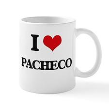 I Love Pacheco Mugs