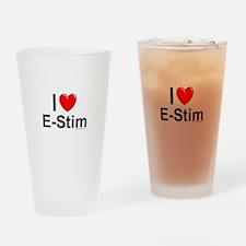 E-Stim Drinking Glass