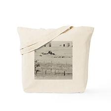 Deserted Ranch Tote Bag
