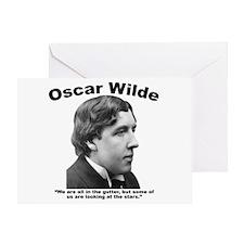 Wilde: Stars Greeting Card