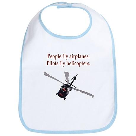 Helicopter Pilots Bib