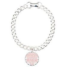 19.png Charm Bracelet, One Charm