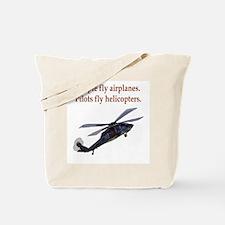 Heli pilots HH-60 Tote Bag
