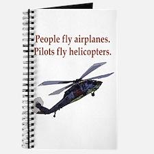 Heli pilots HH-60 Journal
