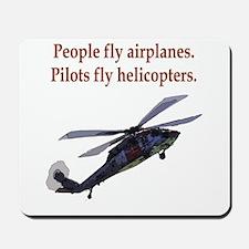Heli pilots HH-60 Mousepad