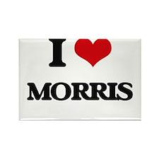 I Love Morris Magnets