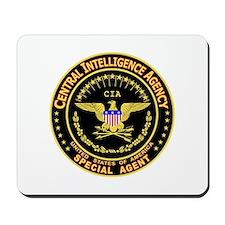 CIA CIA CIA Mousepad