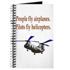 Heli pilots - CH-46 Journal