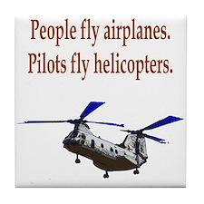 Heli pilots - CH-46 Tile Coaster