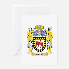 Cole Coat of Arms - Family Crest Greeting Cards