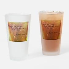 Desire Drinking Glass