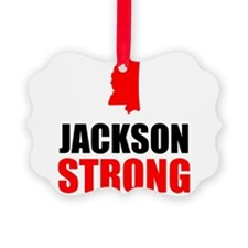 Jackson Strong Ornament