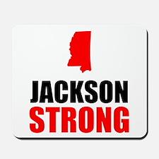 Jackson Strong Mousepad