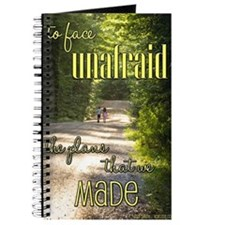 To Face Unafraid Journal