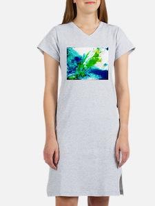 Splash of Color Women's Nightshirt