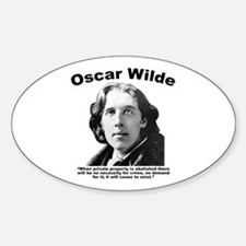 Wilde: Crime Decal