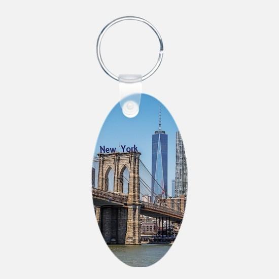 New York Keychains