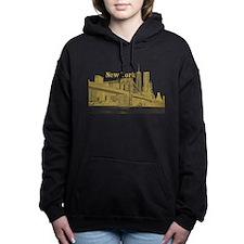 New York Women's Hooded Sweatshirt