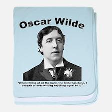 Wilde: Bible baby blanket