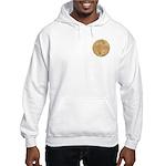 Gold Liberty 1986 Hooded Sweatshirt