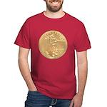 Gold Liberty 1986 Dark T-Shirt