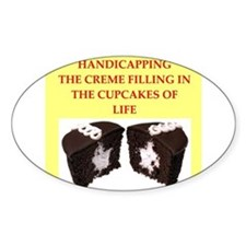 handicapping Decal