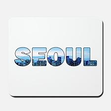 Seoul South Korea 003 Mousepad