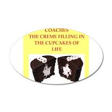coach Wall Decal
