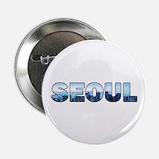 "Seoul South Korea 003 2.25"" Button"