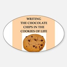 writing Decal