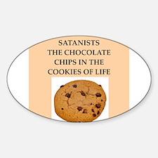 satanist Decal
