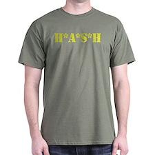 H*A*S*H Military Green T-Shirt