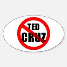 No Ted Cruz Decal