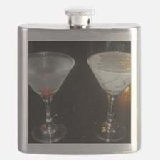 Martini for Two Flask