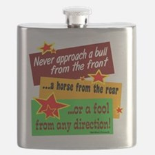 Never Approach Flask