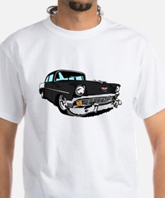 1956 chevy bel air t shirts shirts tees custom 1956. Black Bedroom Furniture Sets. Home Design Ideas