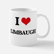 I Love Limbaugh Mugs