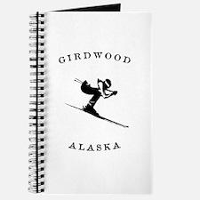 Girdwood Alaska Skiing Journal